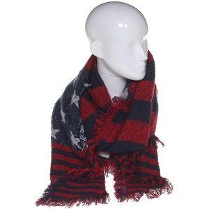 American Flag Scarf / Wrap