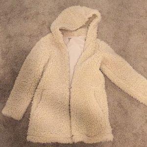 Ecote Fuzzy Coat