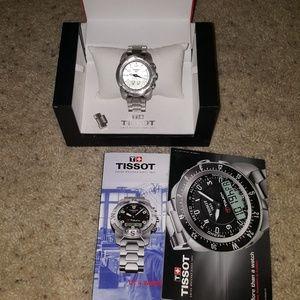Tissot T-Touch Expert watch