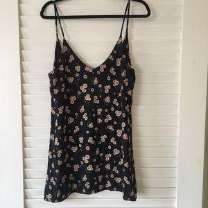 NWOT Brandy Melville Sunflower Lynette Dress