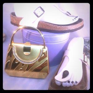 Birkenstock Thong Women Size 38 US 7 Sandals