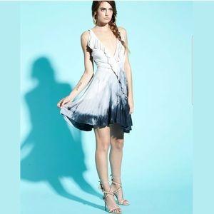 {GYPSY 05} Mira Flirty Ruffle Mini Dress