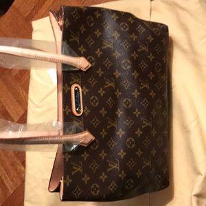 NTW Louis Vuitton Monogram Wilshire MM