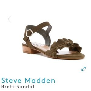 New Steve Madden Brett Sandals