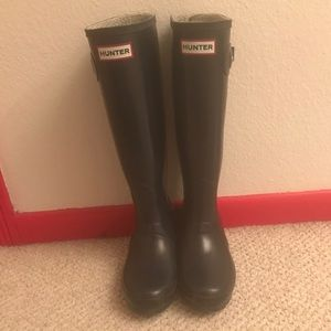 Tall original hunter boots