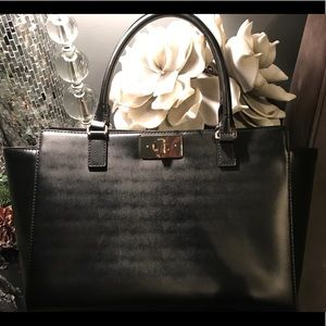 RARE ♠️ Kate Spade Smooth Kelsey Black