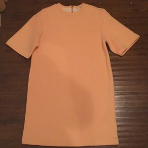 Gap dress. Light pink/coral.