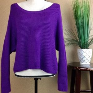 Victorias Secret Oversized Sweater