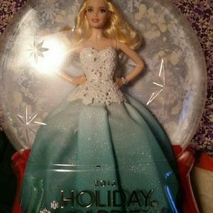 2016 Holiday  Barbie