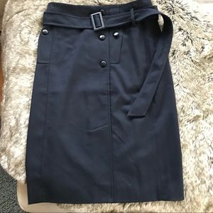 ANTHROPOLOGIE Cartonnier pencil skirt. Tailoring!