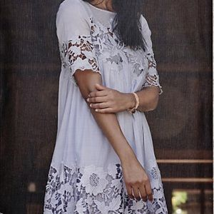 NWOT Holding Horses Magnolia Lace dress
