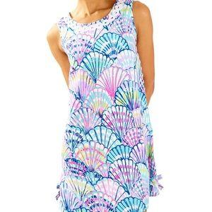 Sz 2 Lilly Pulitzer Stella shift dress