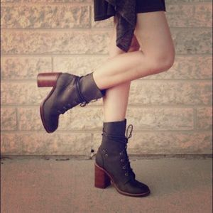 Jeffrey Campbell Juneau Booties