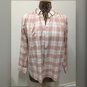 Madewell Button up shirt - Small