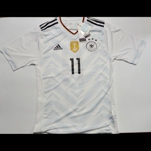 Germany Home Jersey 2017