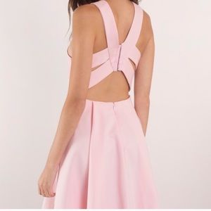 Light Pink TOBI Cocktail Dress