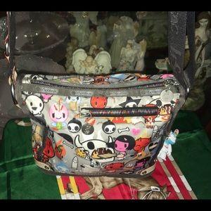 Lesportsac Tokidoki Inferno Crossbody Bag
