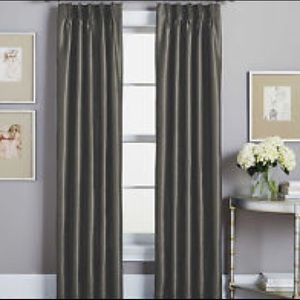 Spellbound Pinch Rod Pocket Lined Curtain Panel