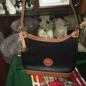 Vintage Dooney & Bourke Hobo Bag