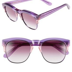 Wildfox clubfox night fall sunglasses