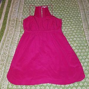 Madewell Silk Daylight Dress