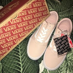Vans Sepia Size 8.5 Unworn, Original Tags and Box
