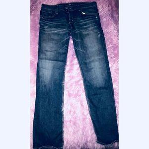 Used big star jeans!