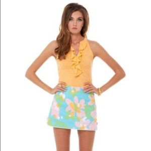 Lilly Pulitzer Cosette Bow Detail Skort