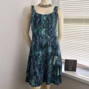 Summer Fashion Snakeskin Stretch Dress!