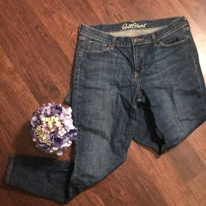 Old Navy Sweet Heart Jeans NWOT