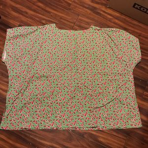 Homemade Scrub Top