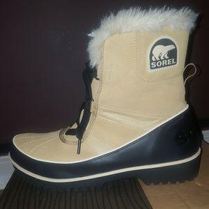 Sorel Tivoli II Women's Boot Tan