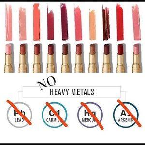 Beautycounter lip shear lipstick-petal