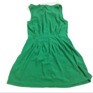 Forever 21 Women's Green Shift Dress Size S