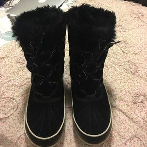Sorel Tivoli Fur Winterboots