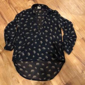 Japna Elephant shirt