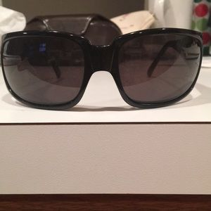 BCBG sunglasses.