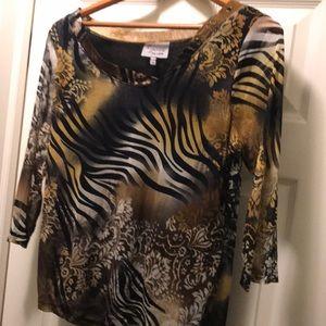 Mulicolor blouse
