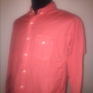 Lucky Brand Men's Button Down Shirt Size Extra Lg