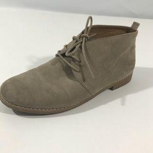 Franco Sarto Ankle chukka PAGE Boots taupe