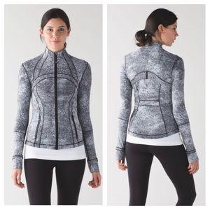 Lululemon Define Jacket-Spray Jacquard, Size 8
