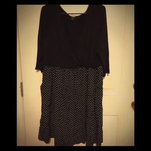 Torrid sleeve dress