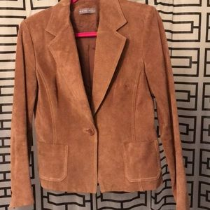 Late Hill Suede Jacket