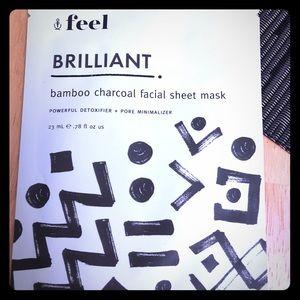 Feel Bamboo Face Sheet Mask