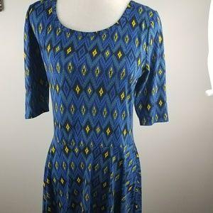 Lularoe Women's Dress Size XL