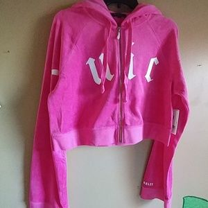 Urban Outfitter Juicy Couture Zip hoodie jacket