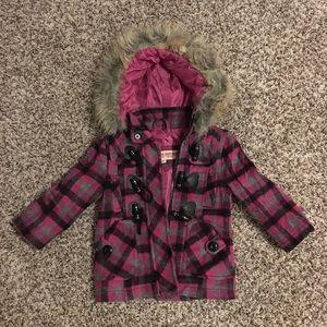 2T Pea Coat