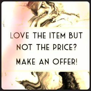 Make an Offer ☺️