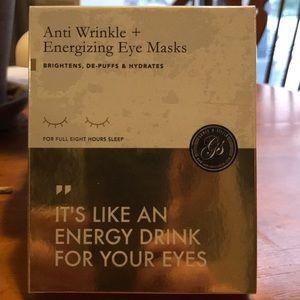 Grace & Stella anti wrinkle + energizing eye masks
