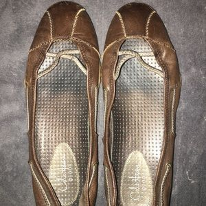 Cole Haan NikeAir Mary Jane Ballet Flats Shoes